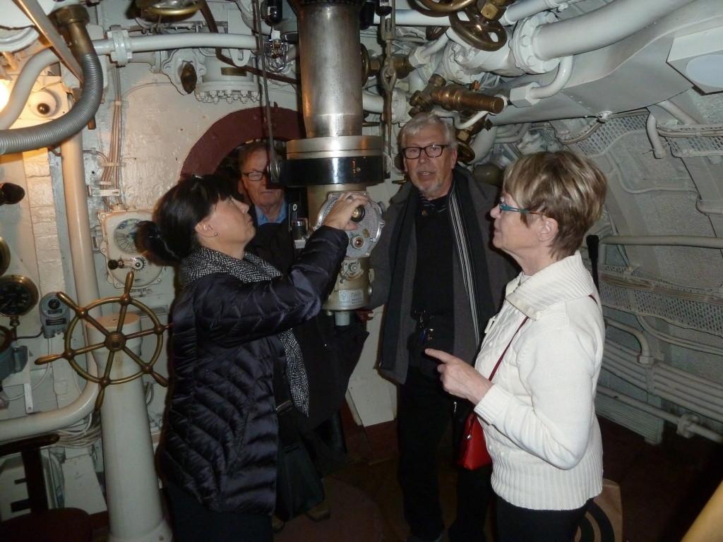 Sukellusvene Lembit on saanut uusia päälliköitä.